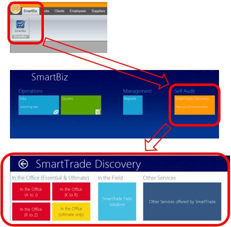 Job management software | SmartTrade job management software